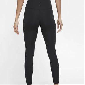 Nike Yoga High Waisted Dri Fit Leggings